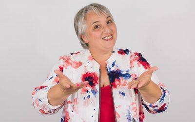Carole Fortuna, Comunissons dans le rire !
