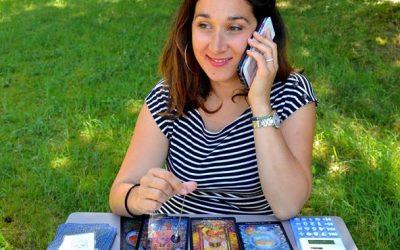 Mélanie Guilbaud, conseillère en chemin de vie, avec rev'ailes ta nature
