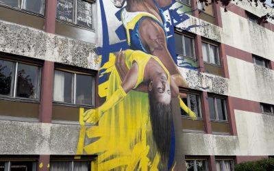 Street Art City, haut lieu du Street Art dans l'Allier