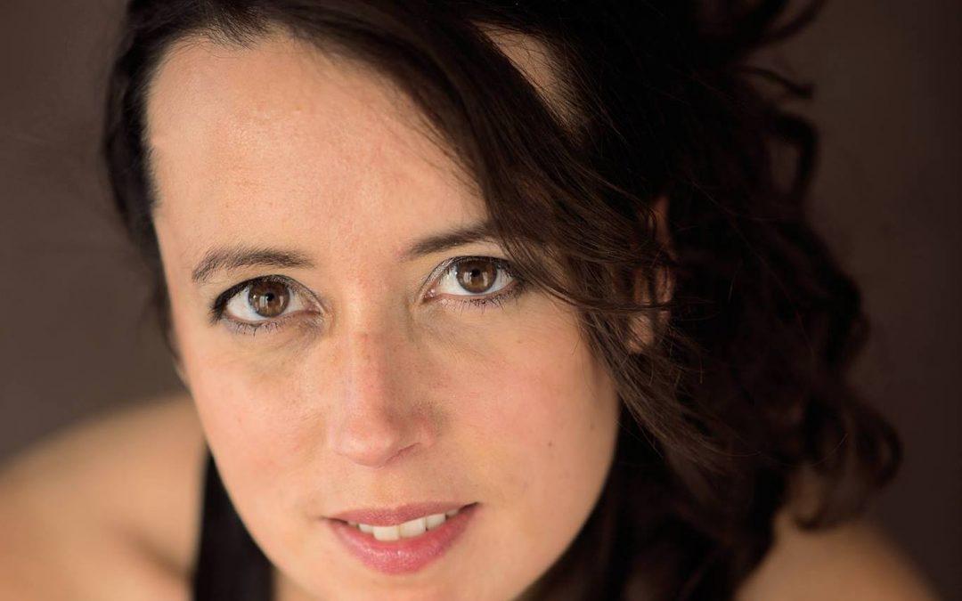 Morgane Nectoux, comédienne, formatrice et coach !
