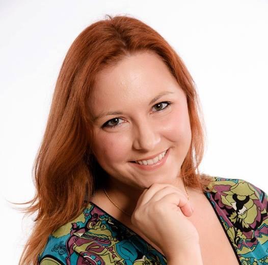 Florence Beuken, experte dans l'écoute de soi, au Com'Web Campus
