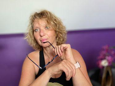 Sylvie Desmazeau, redonner le pouvoir aux femmes