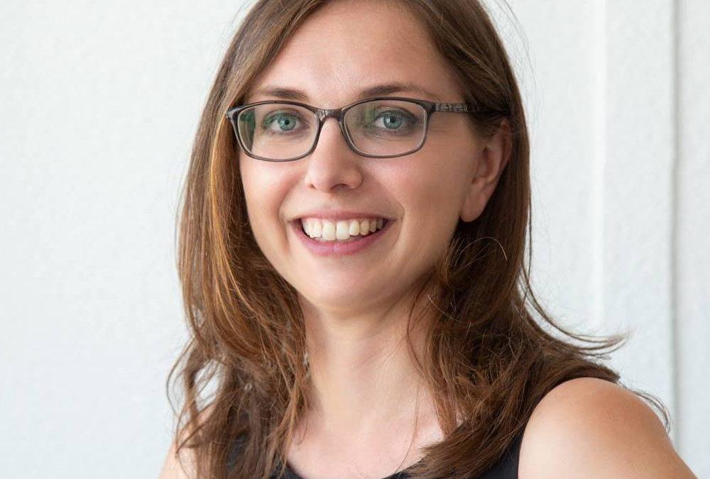 Aurélie Tombereau, l'amour des chiffres !