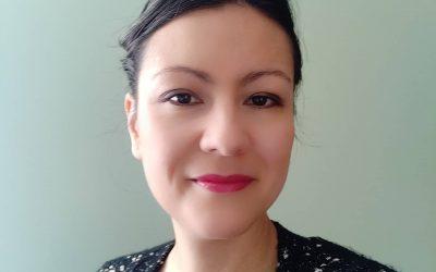 Sabrina Colard, entrepreneuse et salariée